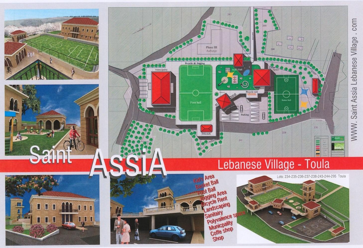 Saint Assia